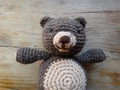 Amigurumi Teddy Anleitung Kostenlos Für Anfänger