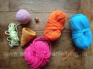 Baumwolle für Amigurumis