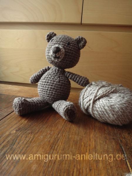 Teddy Häkeln Kostenlose Anleitung Für Anfänger