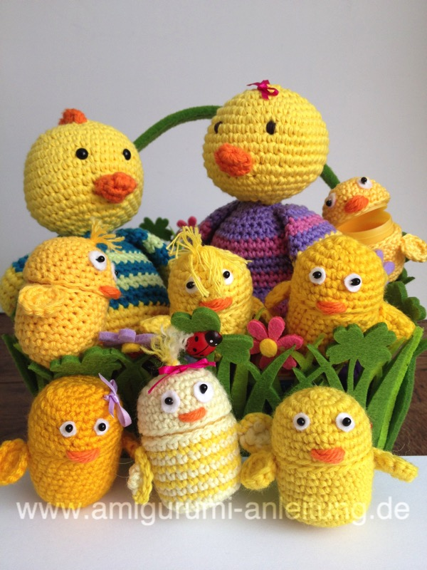 1000+ images about Amigurumi von MamaMau on Pinterest