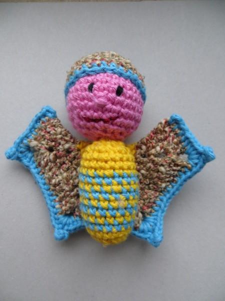 Amigurumi Schmetterling von Sabine